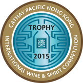 Single Malt Scotch Whisky 15 Years and Under Trophy 2015