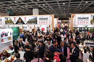 2019 HK IWSF - Fruitful returns for keen overseas wine merchants