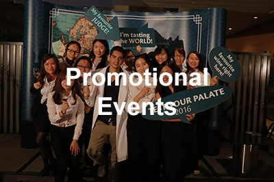 Promotion Events Gallery